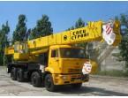 Автокран 50 тонн 34 м