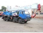 Автокран 32 тонны 30м