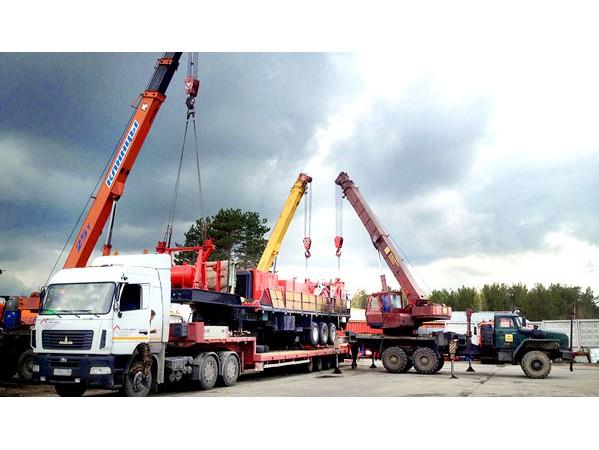 Разгрузка грузов в Москве и Подмосковье